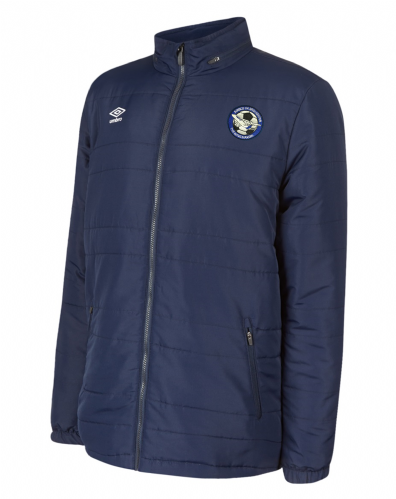 Airbus Club Bench Jacket